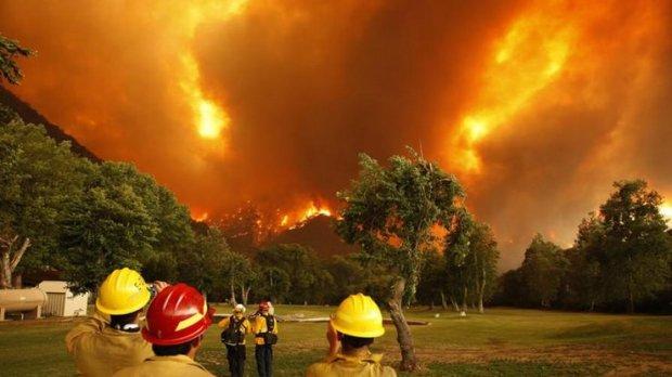 """Пожары в Калифорнии: растет число жертв и пропавших без вести, это адский """"рекорд"""" за последние 50 лет"""