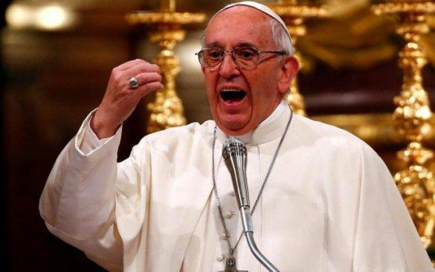 Папа римский душевно поздравил с Пасхой украинцев