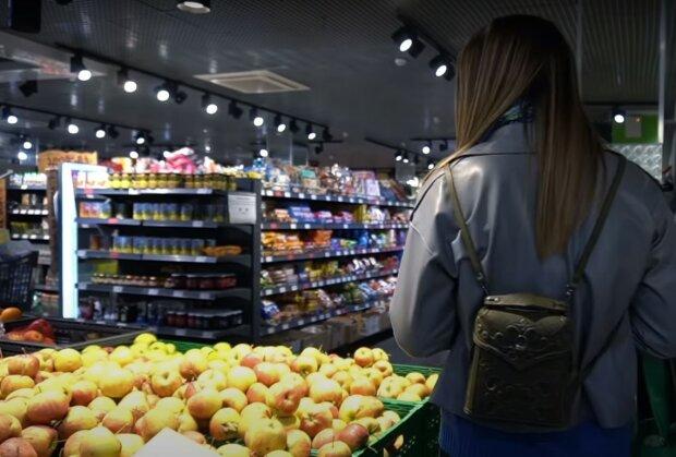 супермаркет , скриншот из видео