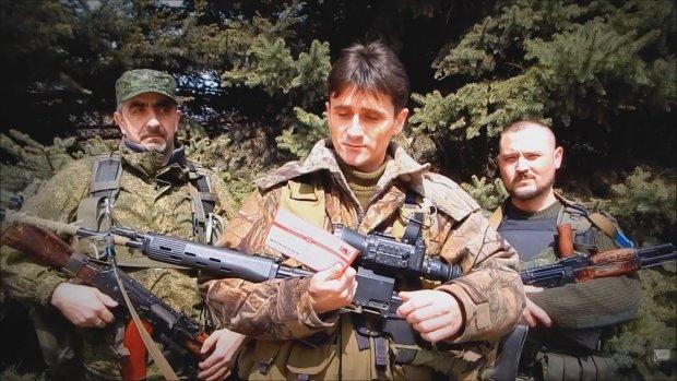 Деян Берич - убийца украинцев
