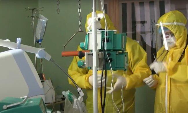 Коронавірус, скріншот з youtube