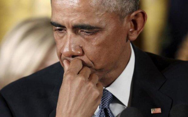 """Обама получил убийственное """"письмо счастья"""""""