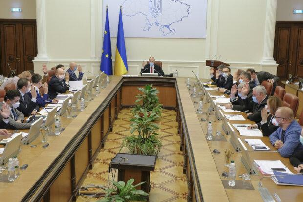 Заседание правительства Украины, фото: Урядовий портал