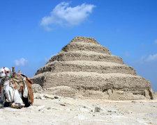 найстаріша у світі піраміда Джосера