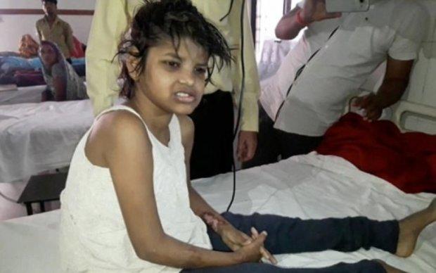 Дитина Мауглі: індійську дівчинку виховали мавпи