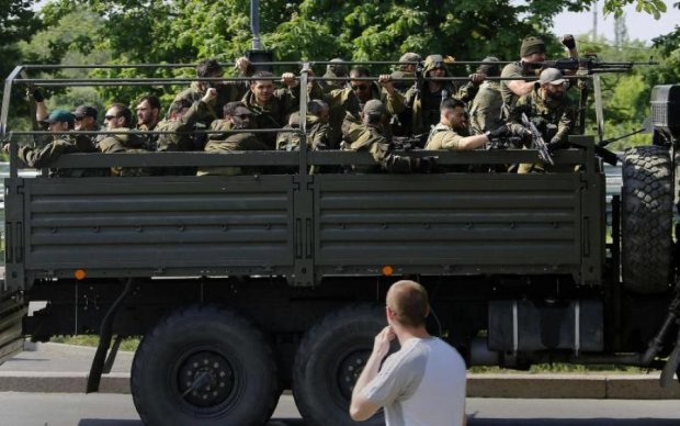 Українські герої одним пострілом знищили партію путінського м'яса