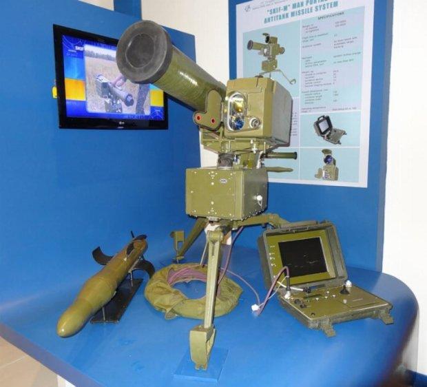Укроборонпром почав виробництво свого аналога Javelin