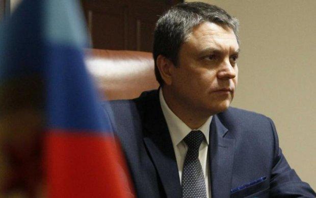 """Новый путинский клоун приперся к Захарченко и заговорил о каком-то """"союзе"""""""
