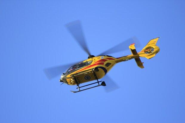Вертоліт, фото pxhere
