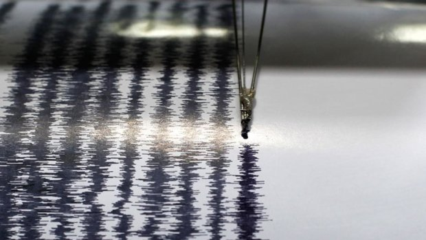 Землетрясение всколыхнуло Камчатку