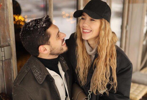 Микита Добринін і Даша Квіткова, instagram.com/nikitadobrynin