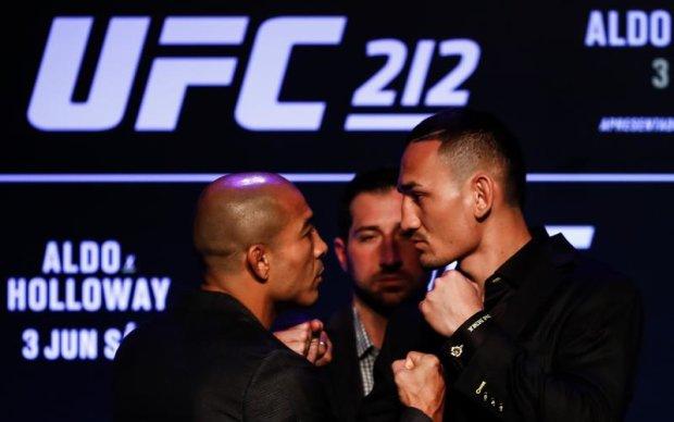 UFC 212: Холлоуей прокоментував майбутній бій з Альдо