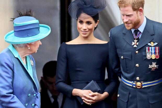 Королевская семья, фото с thesun