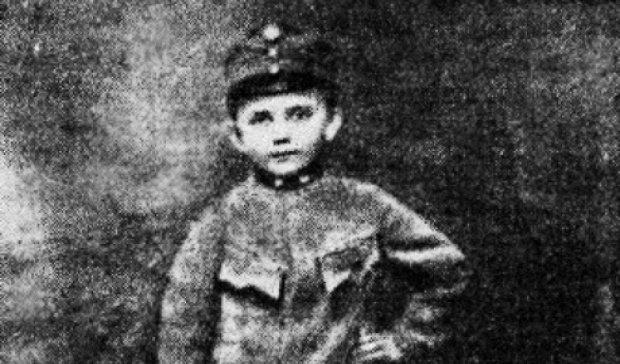 В Тернополе поставят памятник семилетнему воину Первой мировой войны