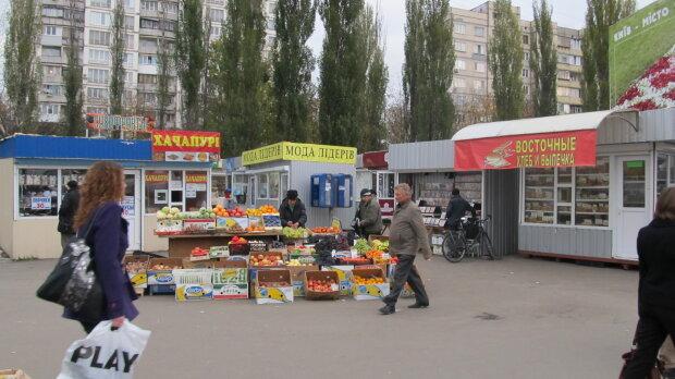 Киев превратился в город без киосков - ни кофе, ни сигарет