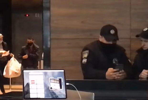 Штрафы, кадр из видео