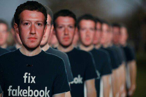 Facebook видалив сторінку Знай.uа: блогер показав колоду в оці соцмережі