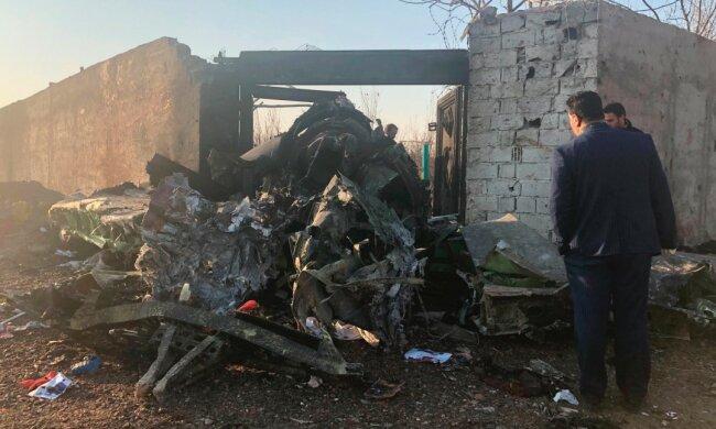 Крах літака МАУ в Ірані, фото: Інформатор