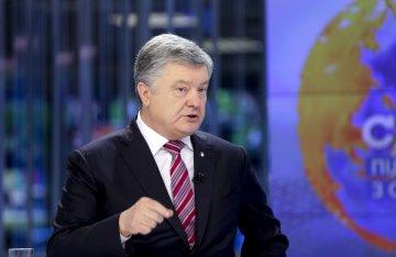 Дебати Порошенка: президент виправдався через скандальну кампанію проти Зеленського