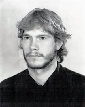 Олег Царев молодой