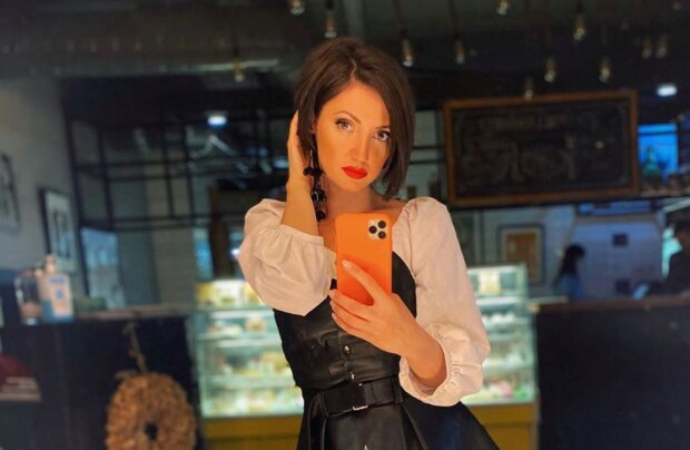 Оля Цибульская, фото: instagram.com/cybulskaya