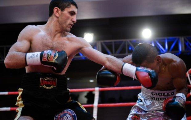 Український боксер очолив рейтинг WBA