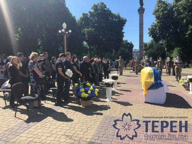 У Тернополі приспусти прапори, чорний день для українців - що відбувається