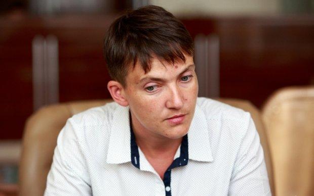 Савченко обвинила власть в неспособности вернуть Крым и Донбасс