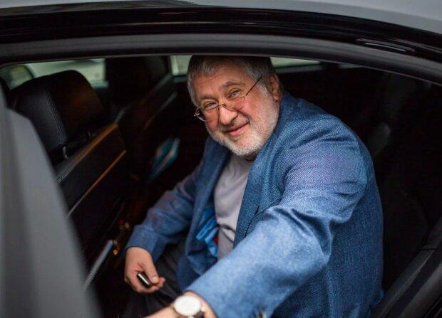 """Коломойский прокомментировал ДТП с Гонтарєвою: """"Машина ее сбила, а я сидел за рулем"""""""