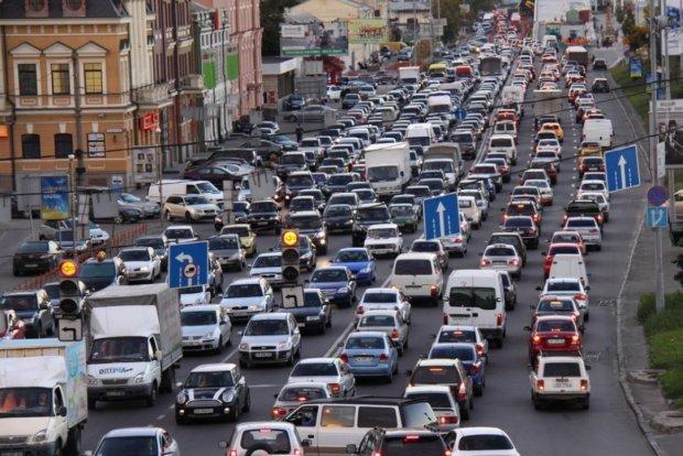 Всеукраїнський велодень: у Києві перекриють рух, список вулиць