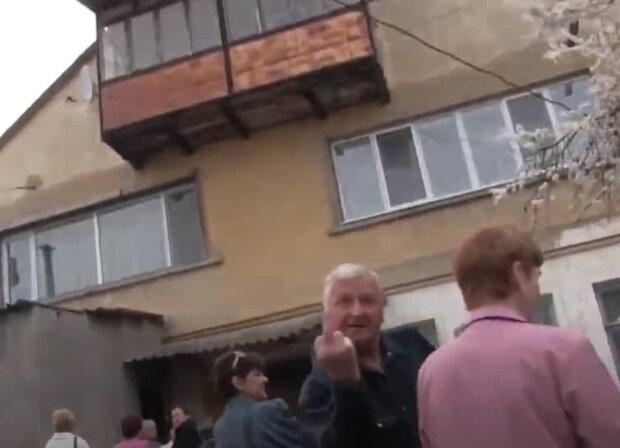 Пенсіонери, скріншот: YouTube