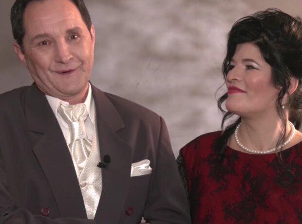 Андрей и Елена, скриншот из видео