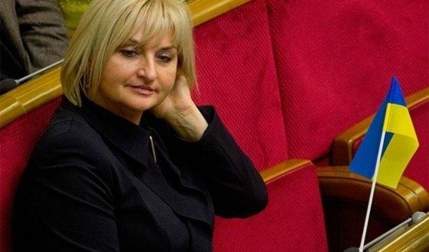Ирина Луценко против разрыва дипотношений с Россией