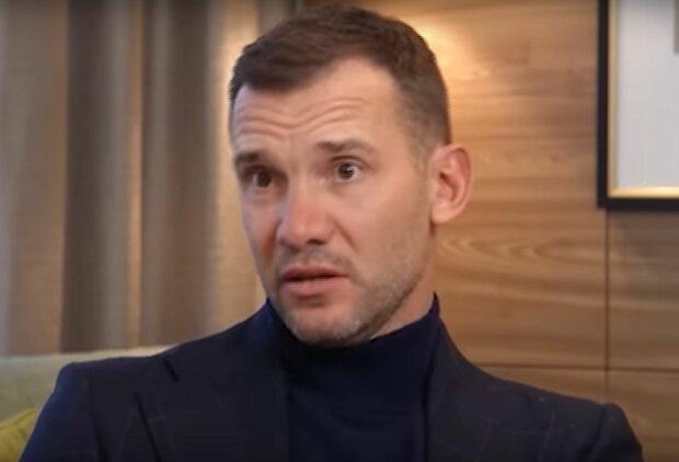 Андрей Шевченко, скриншот: YouTube