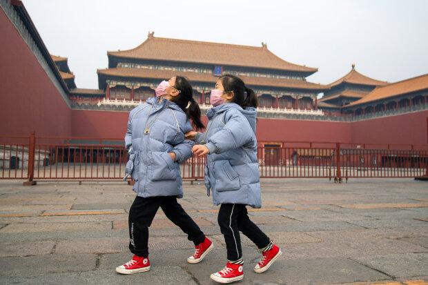 коронавирус в Китае, фото Getty Images