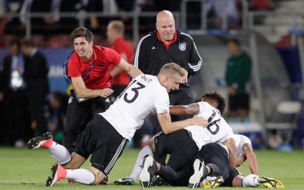 Визначився переможець молодіжного Чемпіонату Європи з футболу