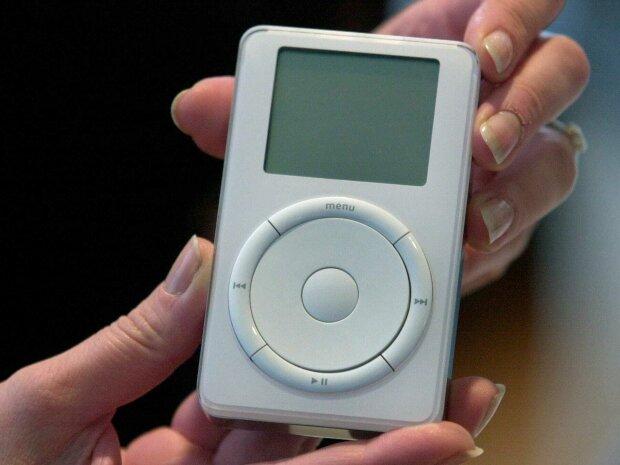 Найперший iPod, фото AP