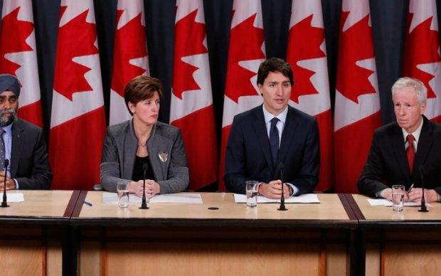 Канада розширила антисирійські санкції