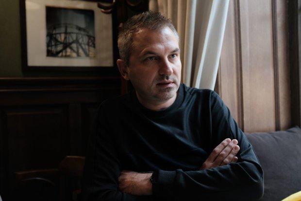 Роман Скрипін, журналіст