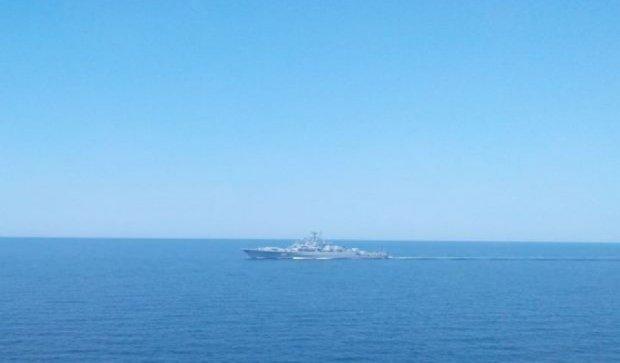 Російський корабель-розвідник помітили біля Сполучених Штатів