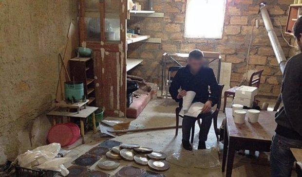 Одеська поліція перекрила контрабандний канал збуту бурштину