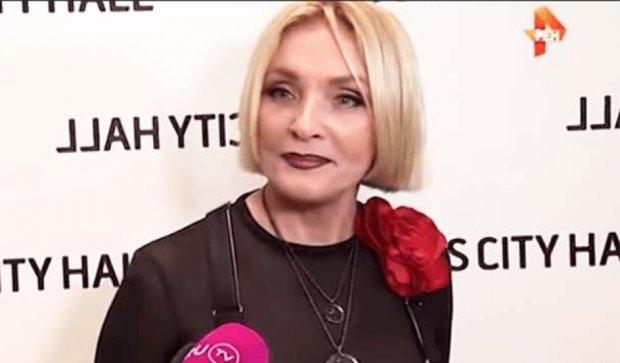 Як Вайкуле послала російську журналістку (відео)