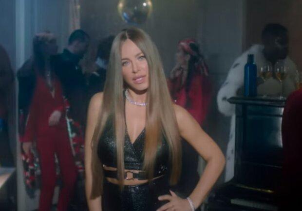Ани Лорак, скриншот видео