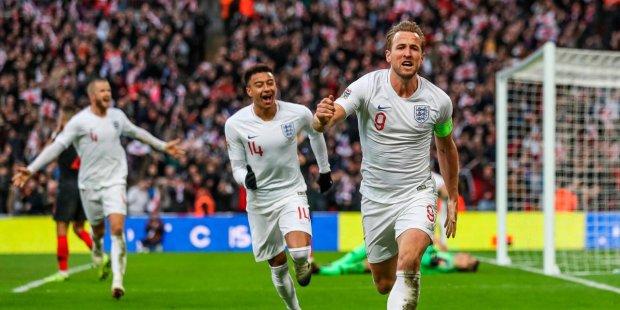 Лига наций 2019: где смотреть противостояние Англии со Швейцарией