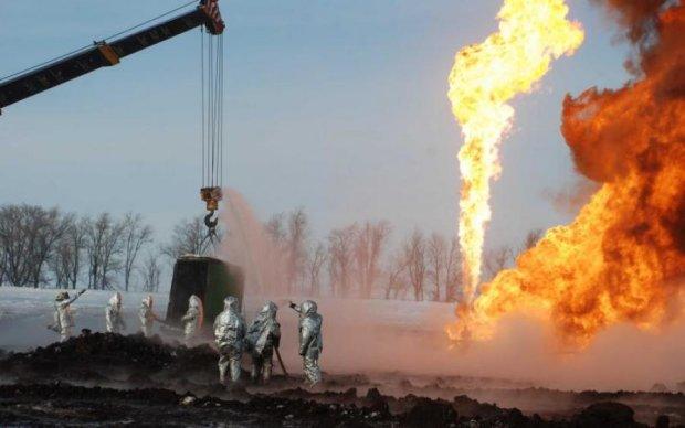 Моторошна пожежа на нафтовій свердловині у Росії: постраждали українці
