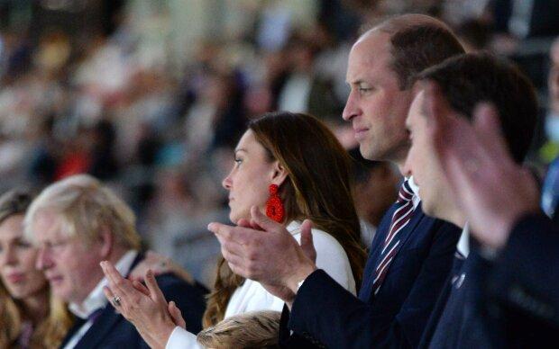 Герцоги Кембриджские на Евро-2020 / Фото: Getty Images