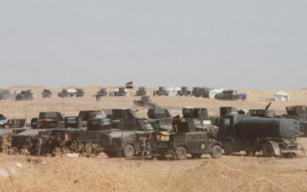Иракская армия пошла в атаку на последний бастион террористов ИГ