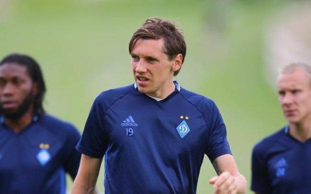 Новий клуб Реброва серйозно націлився на лідера Динамо