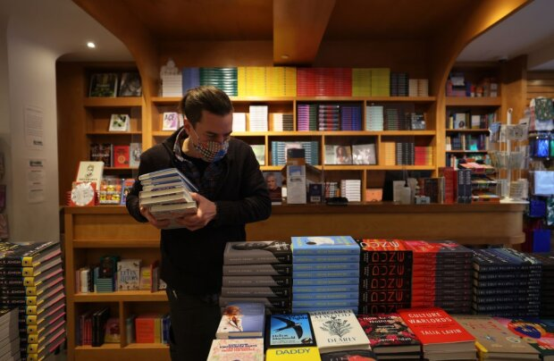 Книжный магазин, фото: GettyImages