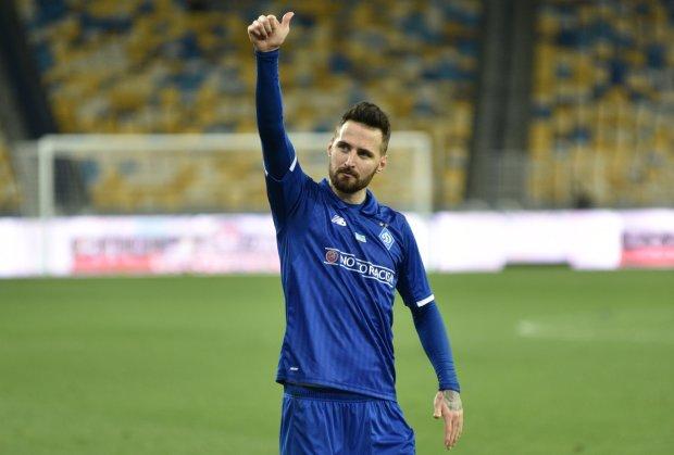 Лидер Динамо продлил контракт с киевским клубом